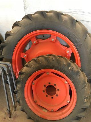 ruedas estrechas de tractor kubota