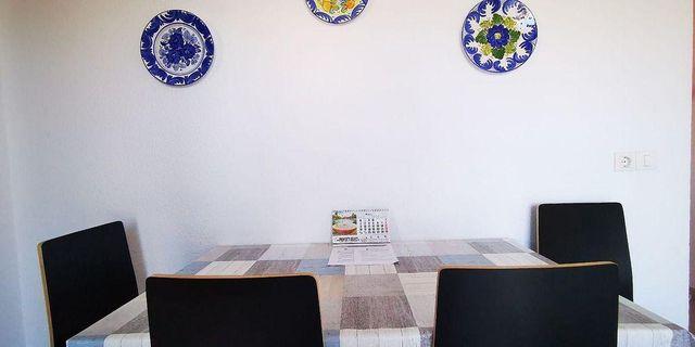 Ático en alquiler de temporada en Torrox Park en Torrox (El Peñoncillo, Málaga)