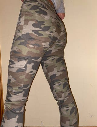 jeans militares pull/ pantalones pantalón militar