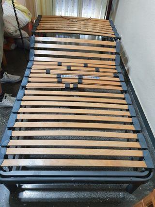 cama eléctrica de 90