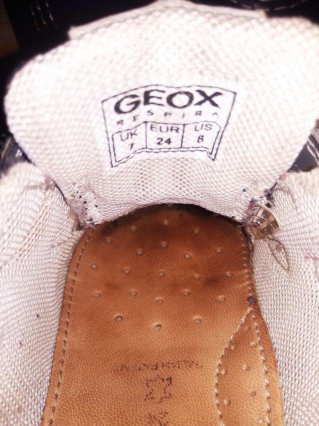 Zapatillas niño Geox TALLA 24