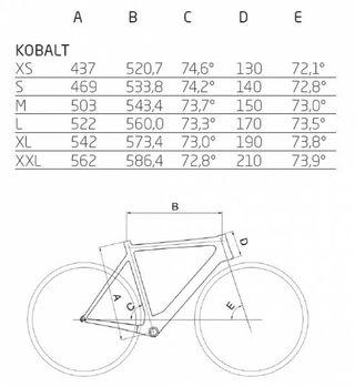 Kuota Kobalt carbono 105 talla S (53cm)