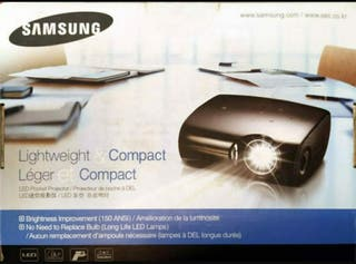 Proyector LED Samsung SP-P400B