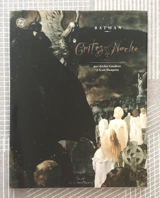 BATMAN. GRITOS EN LA NOCHE de Archie Goodwin. 1993