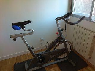 Bicicleta Spinning Domyos