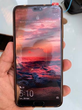 Huawei p20 pro dual sim con pantalla a estrenar