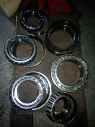 rodamientos axiales radiales