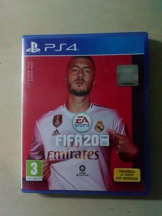 fifa 2020 y Gtv JUEGOS PS4