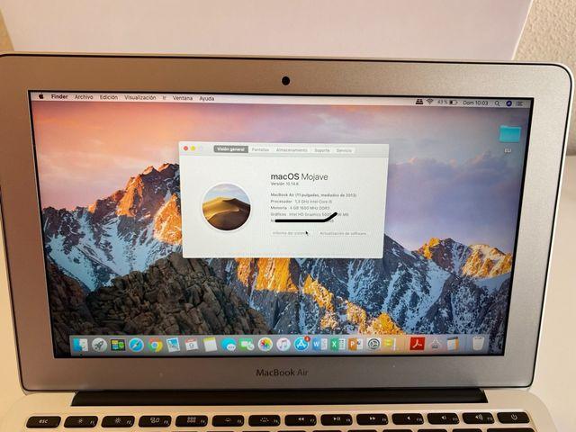 MacBook Air 11,6