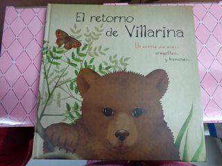 cuento El retorno de Villarina
