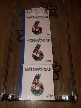 matematicas Vicens vives 6 primaria