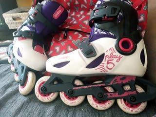 patines girl num 30-32