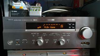 Receptor Amplificador AV RX-V550
