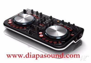 Alquiler controlador DJ Pioneer