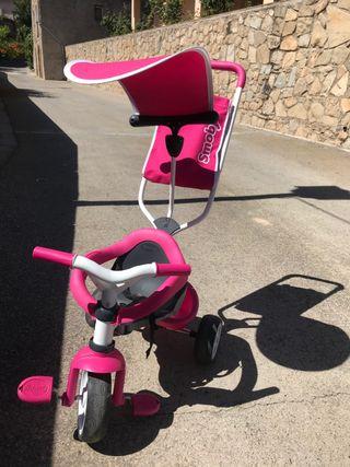 Triciclo evolutivo balade 2 Rosa