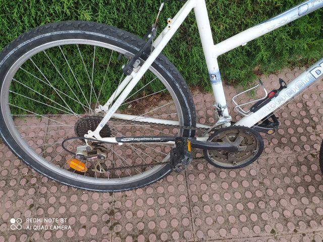 Bicicleta Rcockrider Decathlon 21 marchas