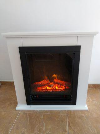 chimenea calefactor