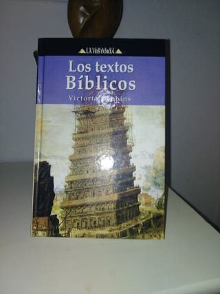 LIBRO LOS TEXTOS BIBLICOS