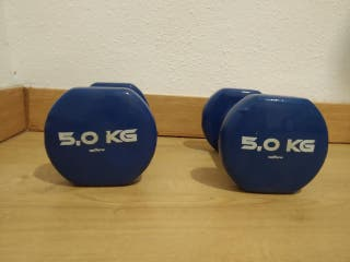 Conjunto pesas 5KG