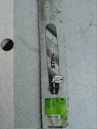 Espada Stihl 35cm para motosierra