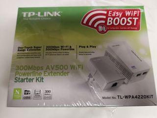 Amplificador de señal wifi.