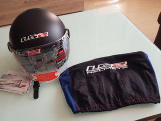 Casco de moto de campo de segunda mano por 20 € en Alhaurín