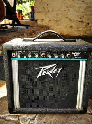 Peavey rage 108 guitar amp