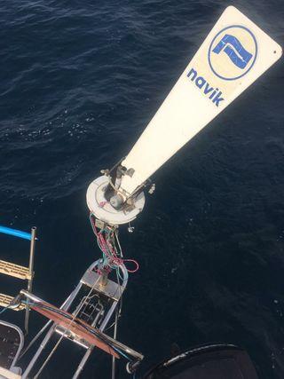Autopiloto de viento - Navik