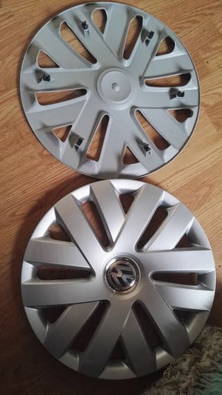 30€ tapacubos Volkswagen polo