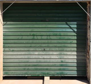 puerta persiana enrollable
