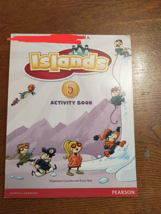 Activity Book Islands 5