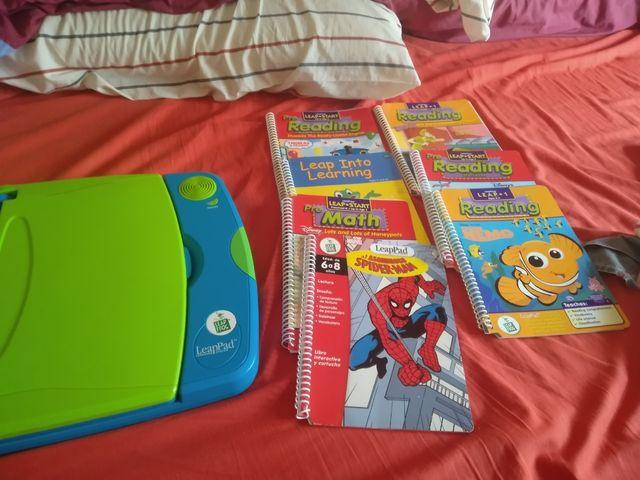 leapPad + 7 juegos