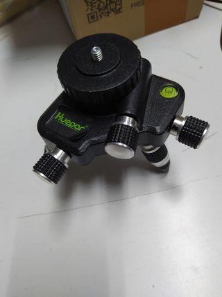 Trípode Araña pars nivel Laser