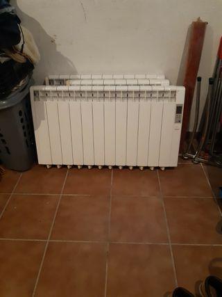 radiador de bajo consumo