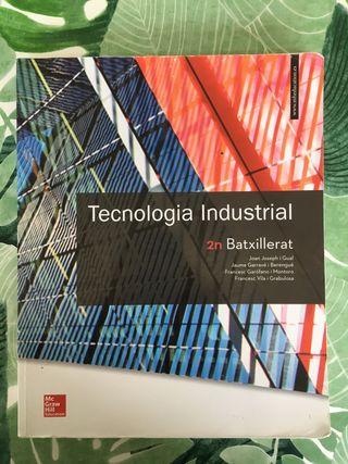 Tecnologia Industrial 2n Batxillerat