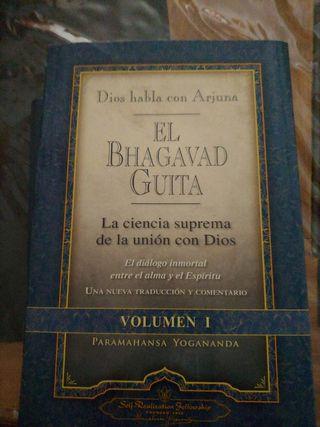 Dios habla con Arjuna el Bhagavad Guita