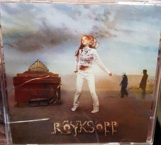 Royksoop - the understanding (cd)