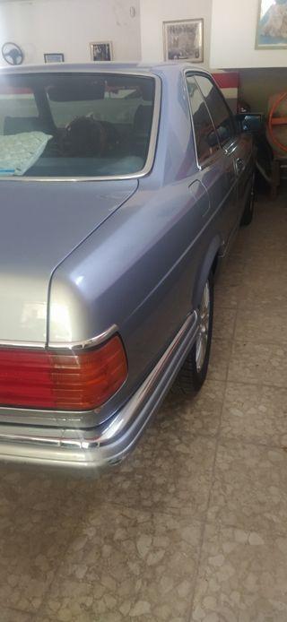 Mercedes-Benz 380-SEC 1989