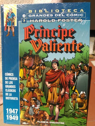Biblioteca Grandes del Cómic n.7 Comics de Prensa