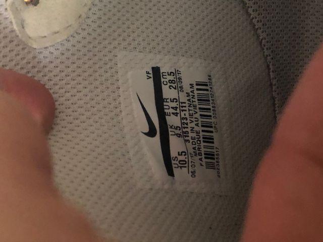 Bambas Nike Air Force