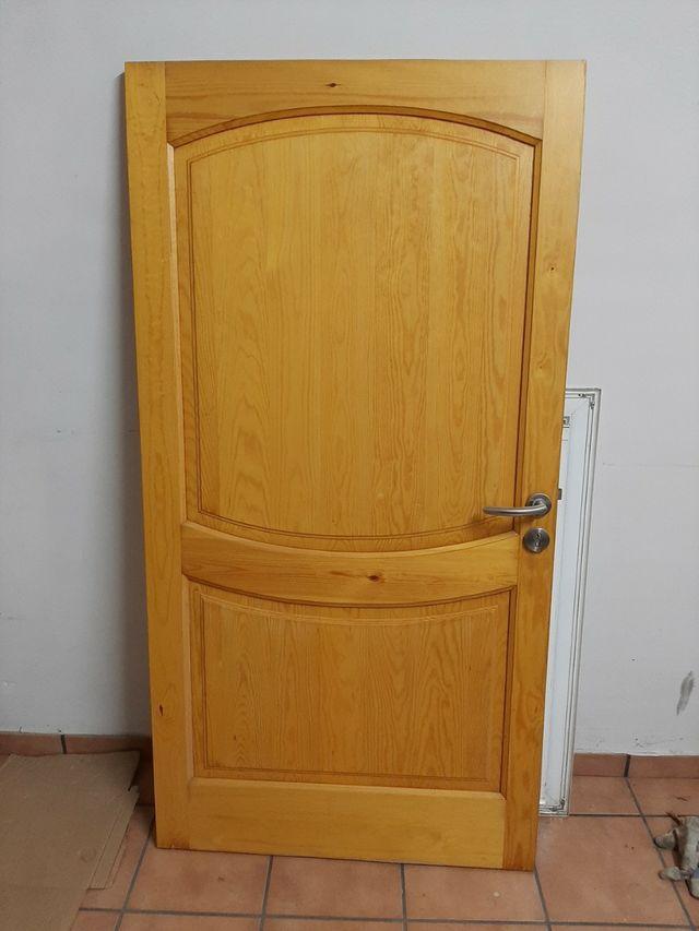 Puerta de entrada interior