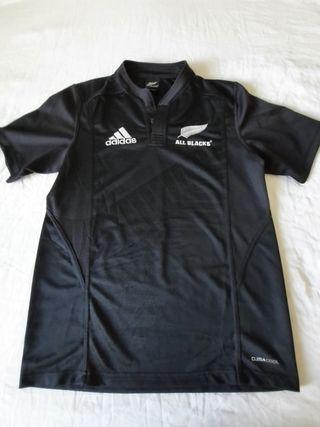 Camiseta All Blacks 2007