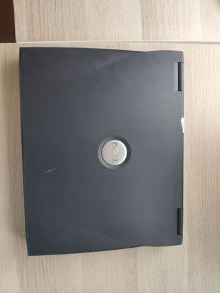 Ordenador Dell base de expansión y gráfica externa