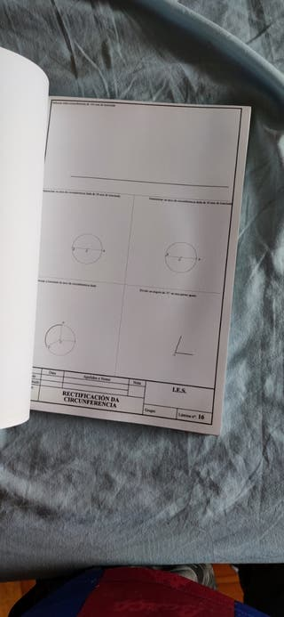 libro ejercicios dibujo técnico 2° bachiller