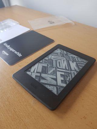 kindle paperwhite libro electronico