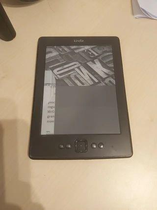 Libro electronico Kindle Amazon