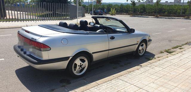 Saab 900 turbo cabrio ACEPTO CAMBIO