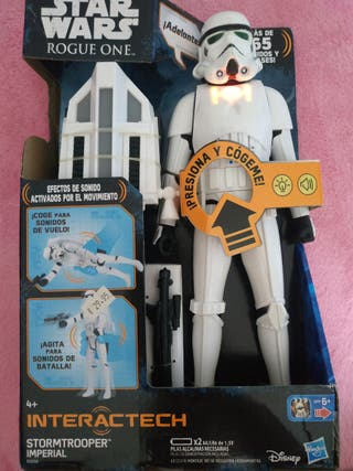 Figura Stormtrooper Imperial Rogue One STARWARS