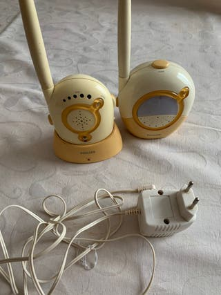 intercomunicador para bebés