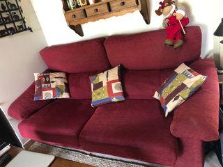Sofa cama de 3 plazas.